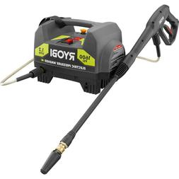 Ryobi 1,600-PSI 1.2-GPM Electric Pressure Washer Water Power