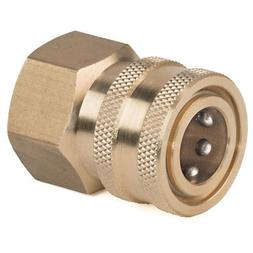 Karcher 1/4 QD Socket 1/4 Female Replacement for Gas Pressur