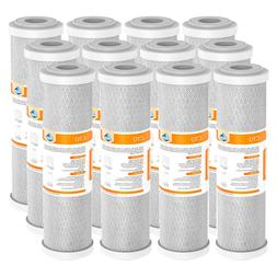 1/4 Quick Connect CARBON FILTER Inline Sediment Water Filter