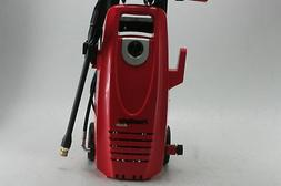 PowRyte 2000PSI 1.8GPM Electric Pressure Washer with Hose Re