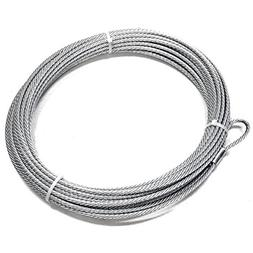 Warn 15712 Replacement Wire Rope
