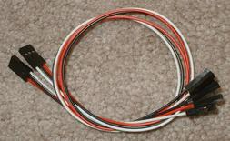 2 EMG Quick Connect Cable SOLDERLESS Wire for ACTIVE EMG Pic