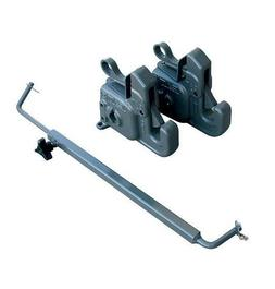 3 Point Quick Change Hitch Category1 Stabilizer Bar Tractor