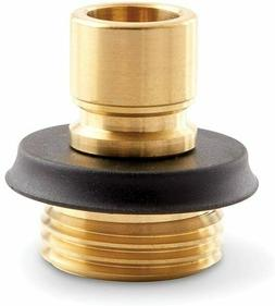 Gilmour Pro Quick Connect – Male, Brass