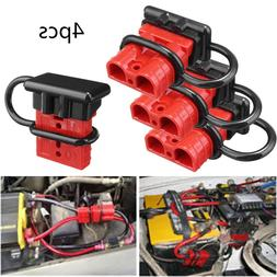 4PCS/LOT Red Color 600V 50A Battery Trailer Charge <font><b>