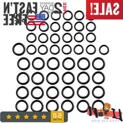 50 Pcs Power Pressure Washer Wands, Hoses O-Rings M22 Quick