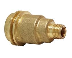 DOZYANT 5042 QCC1 Acme Nut Propane Gas Fitting Adapter with