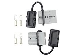 WGCD 50A Battery Quick Disconnect Connector Plug Kit for Tra