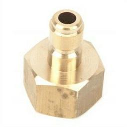 Forney 75123 Quick Coupler Plug, 1/4