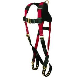 Falltech Tradesman Plus Body Harness 1 D-Ring Quick Connect