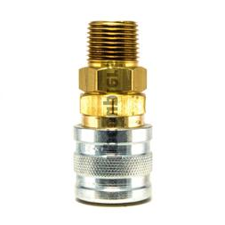 "Foster 3303 - 3/8"" Male NPT Quick Connect Coupler Air Hose F"