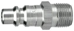 Air Chief ARO Speed Quick Connect Fittings, 1/4 in  M, Steel