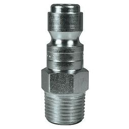 Air Chief Industrial Quick Connect Fittings, 1/2 x 1/2 in  M