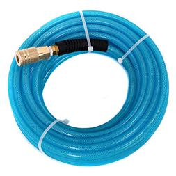 100Ft Air Hose 1/4 in ID, 300 PSI, Polyurethane  Hoses with