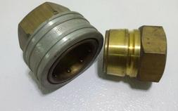authentic quick connect coupling series 20 st