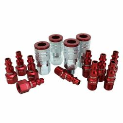 "ColorFit by Milton Coupler & Plug Kit -  - 1/4"" NPT,"
