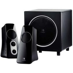 Computer Speakers with Subwoofer 40 Watt RMS High Quality Qu