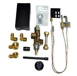 Hearth Products Controls Copreci Side Inlet Safety Pilot Kit