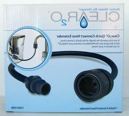 Clear2O CWX100B Quick Connect Hose Extenders for Water Pitch