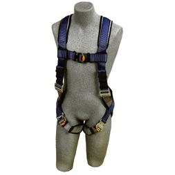 3M DBI-SALA ExoFit Vest Style Harness, Back D-Ring, Quick-Co