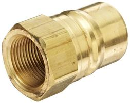 Dixon B17-363 Brass Industrial Hydraulic Quick-Connect Fitti