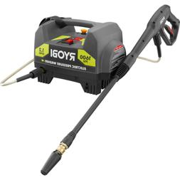 Electric Pressure Washer Compact Lightweight 1600 PSI 1.2 GP