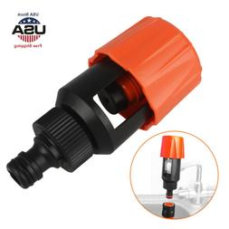 Faucet Tap Water Adapter Kitchen Pipe Hose Connect Quick Gar