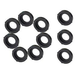 """Garden Hose Washer for 3/4"""" Hose Quick Connect, 10 Piece,"""