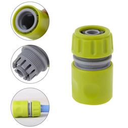 Garden Tap Water Hose Pipe Connector. Quick Connect Adapter