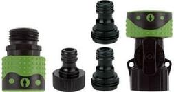 Green Thumb, Poly, Quick Connector Complete Connector Set