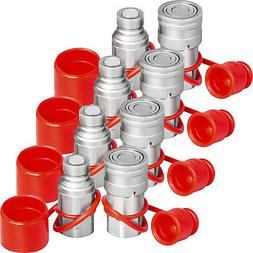 """Hydraulic Quick Connect Hydraulic Coupler 1/2"""" NPT for Skid"""
