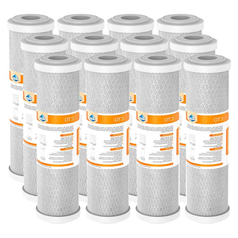 1 4 quick connect carbon filter inline