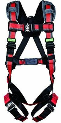 MSA 10155576 Evotech Lite Line Harness with Quick-Connect Le