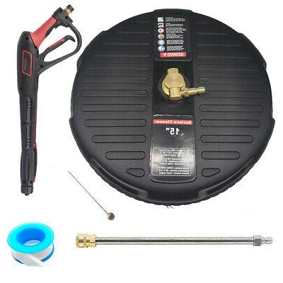 15 pressure washer surface cleaner w 2