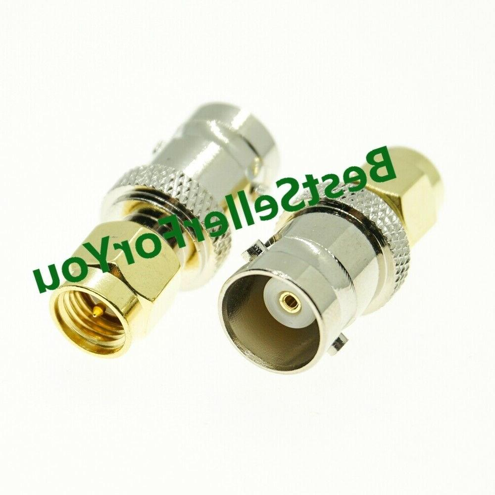 to Antenna Coaxial Adapter Connector