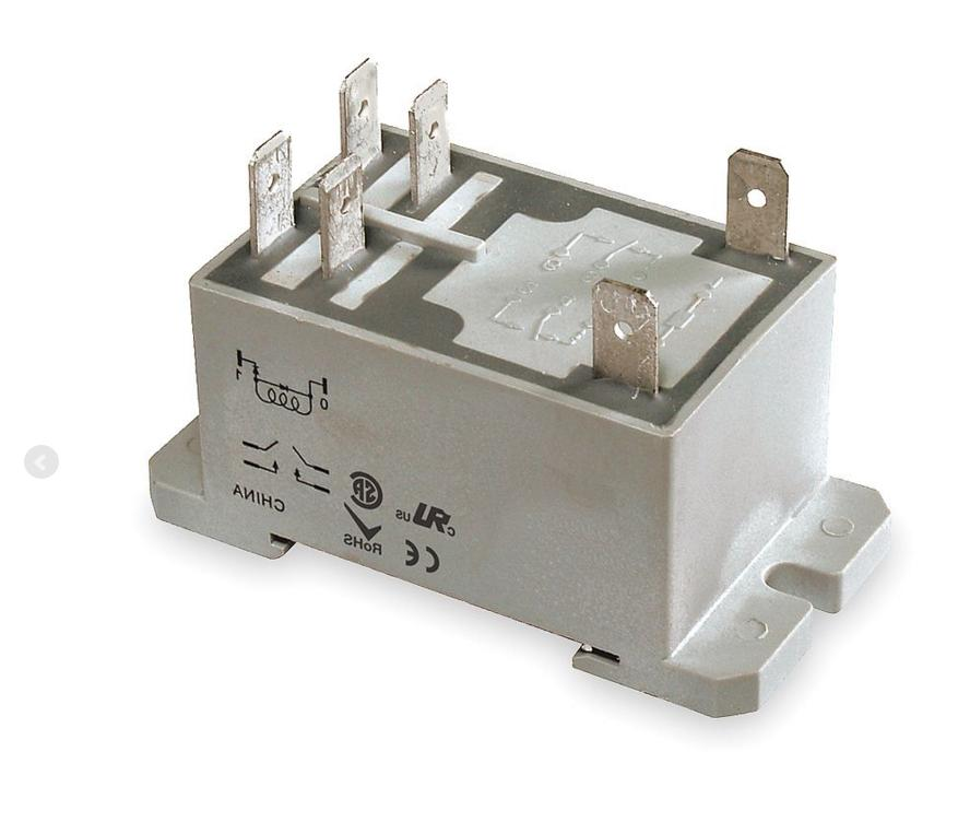 Relay, Power, Volts