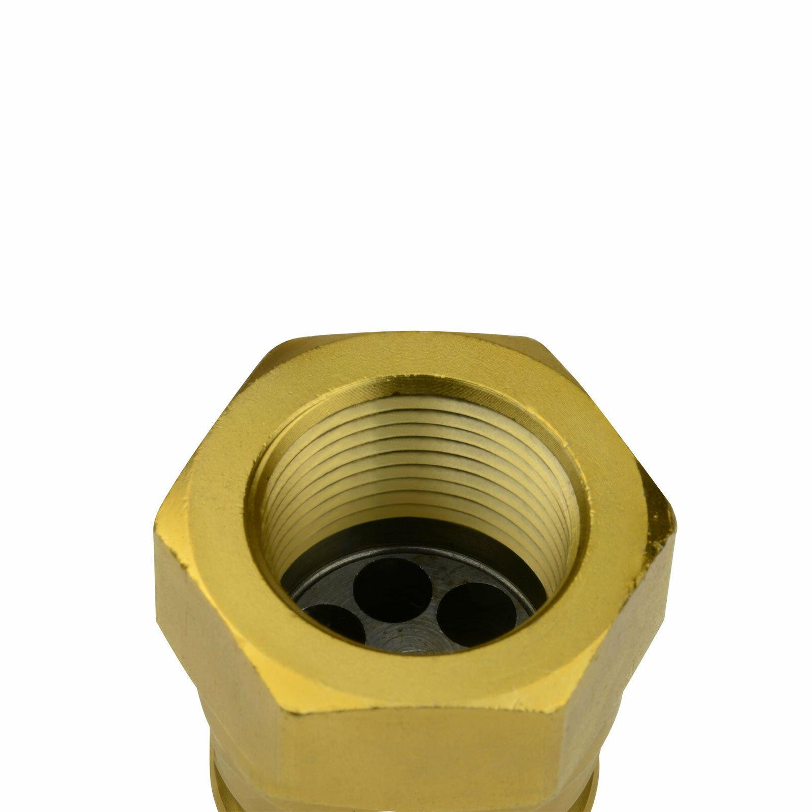"3/4"" Hydraulic Quick Connect Valve ISO Pioneer"