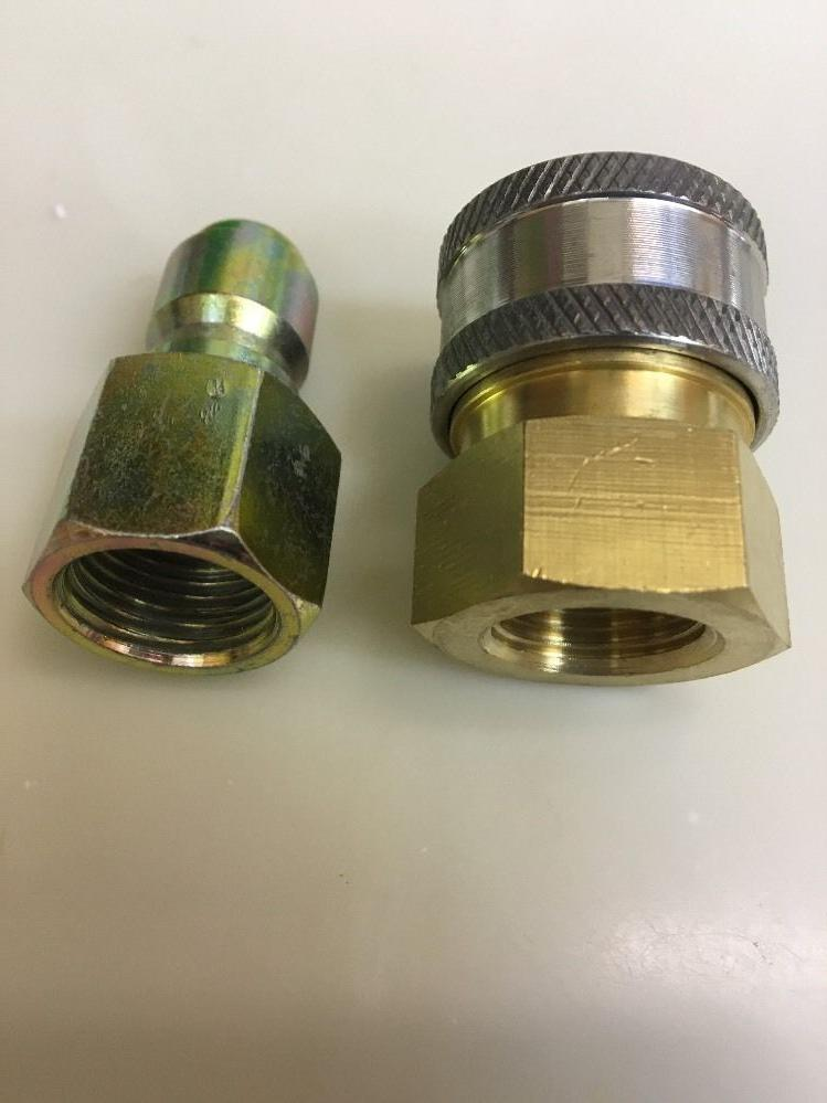 """3/8"""" Quick for Washer Hose-New- Top"""