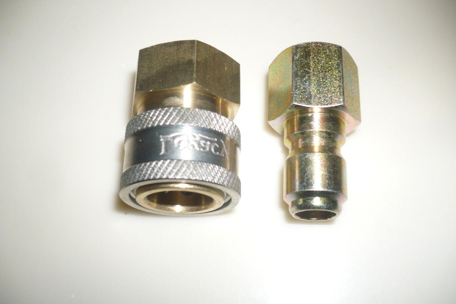 3 8 quick connect fittings for pressure