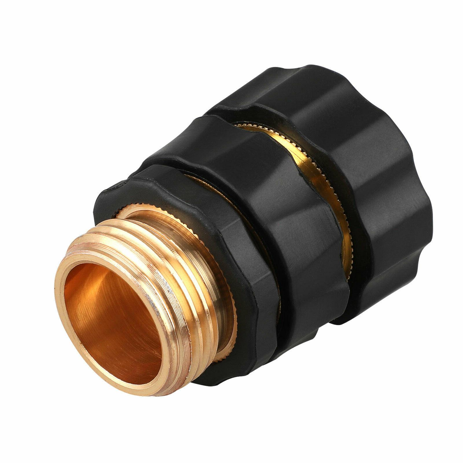 4 Garden Hose Set Pressure Washer Connectors