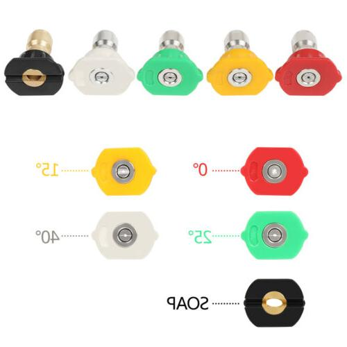 Washer Quick Connect Coupler 5 Angles