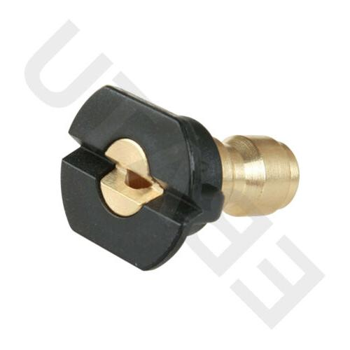 5 High Pressure Washer Tips Set Variety Connect