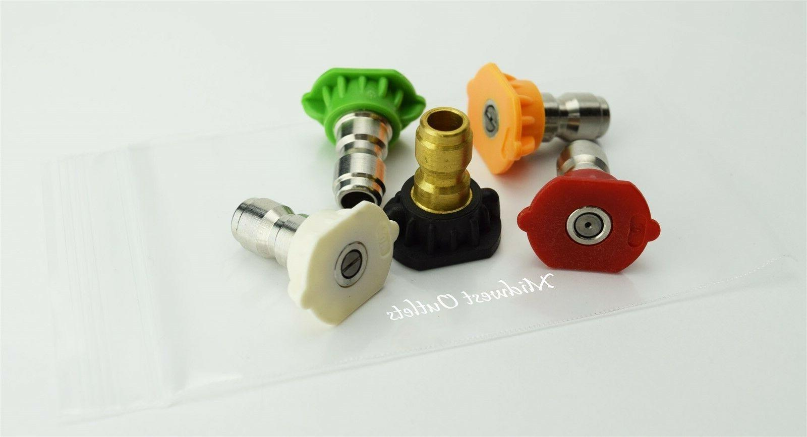 5 Washer Quick Gun Spray Nozzle