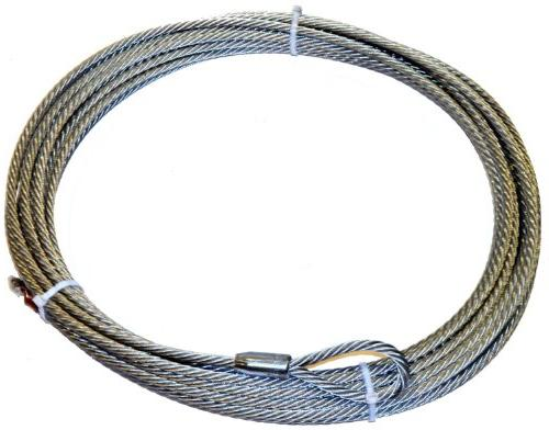 61950 winch rope 7 16 in x