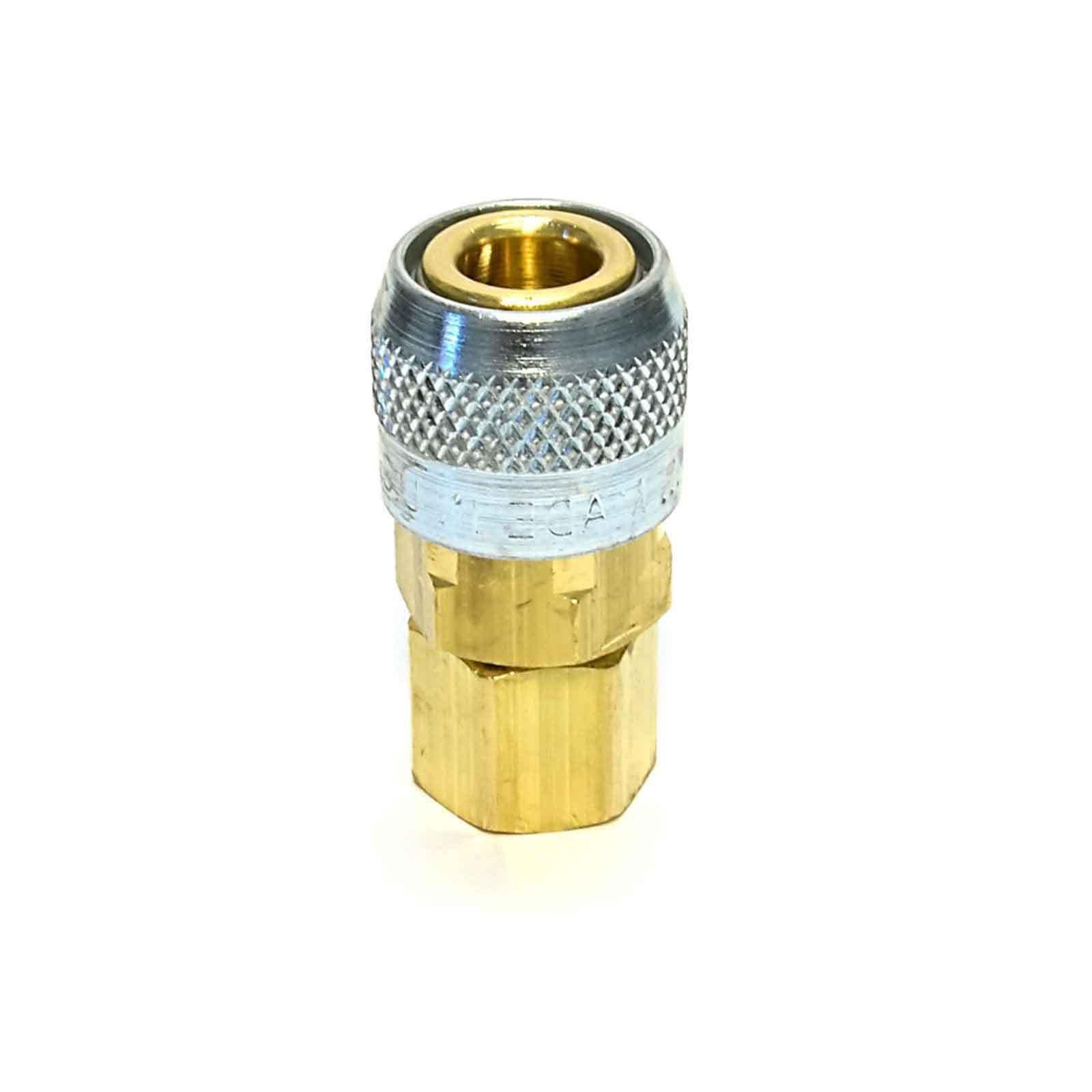 """ARO 210 - Air Hose Fittings 1/4"""" NPT Automatic Coupler A Sty"""