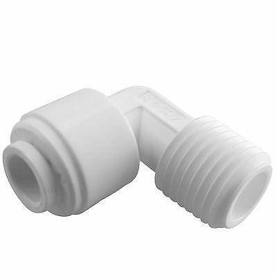 """Express Water 1/4"""" Male Elbow Quick Connect Parts for Water"""