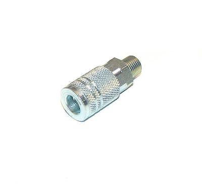NEW AMFLO  430120  PNEUMATIC QUICK CONNECT COUPLER 1/4 MALE