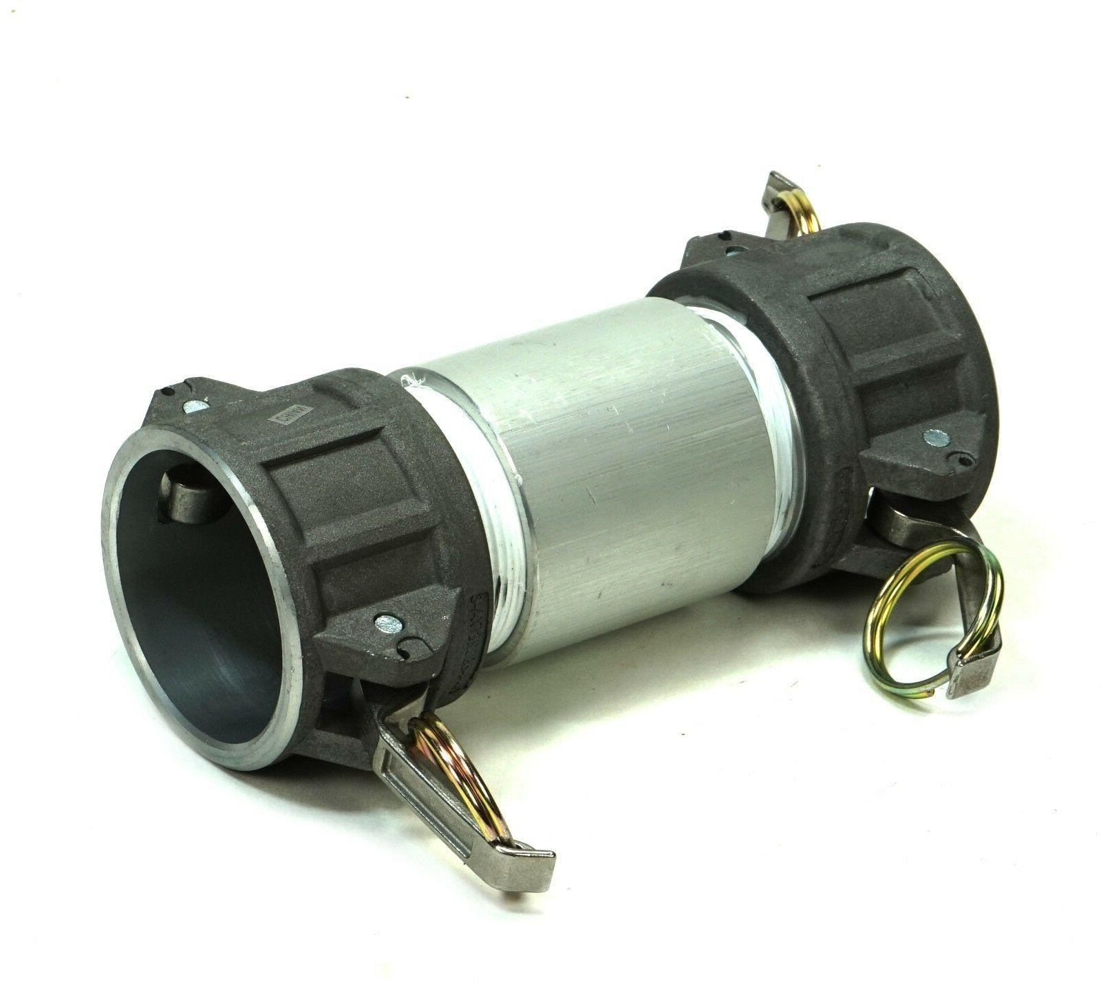 """Quick Connect Coupling Assembly 2"""" F to 2"""" F Camlock Fitting"""