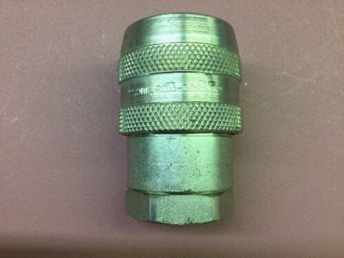 """SNAP-TITE 1/2"""" FNPT HYDRAULIC QUICK CONNECT/DISCONNECT COUPL"""