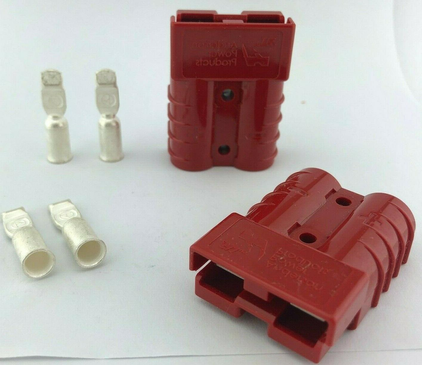 Anderson Connector Cable Wire Quick Connect Battery Plug